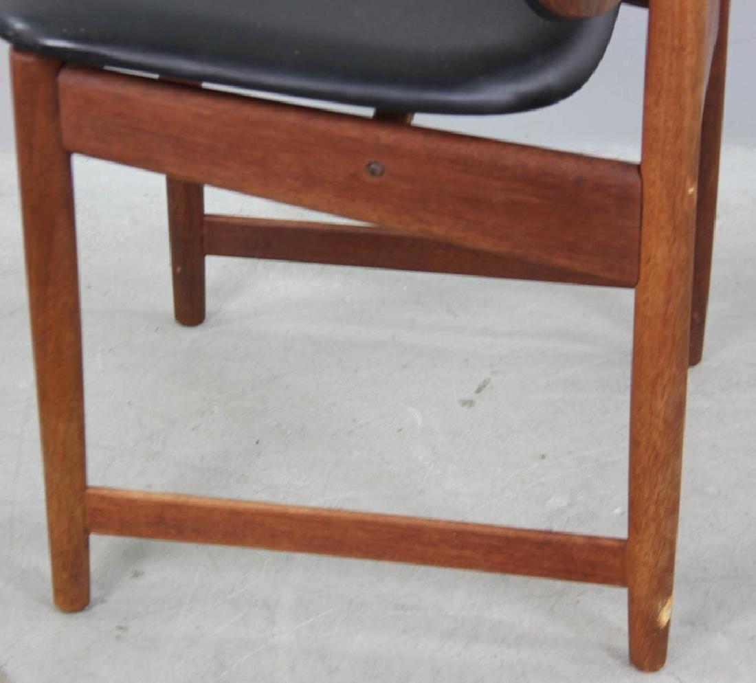 Danish Modern Chairs by Hovmand-Olsen - 6