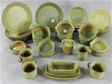 Bennington Pottery 37 Piece Set