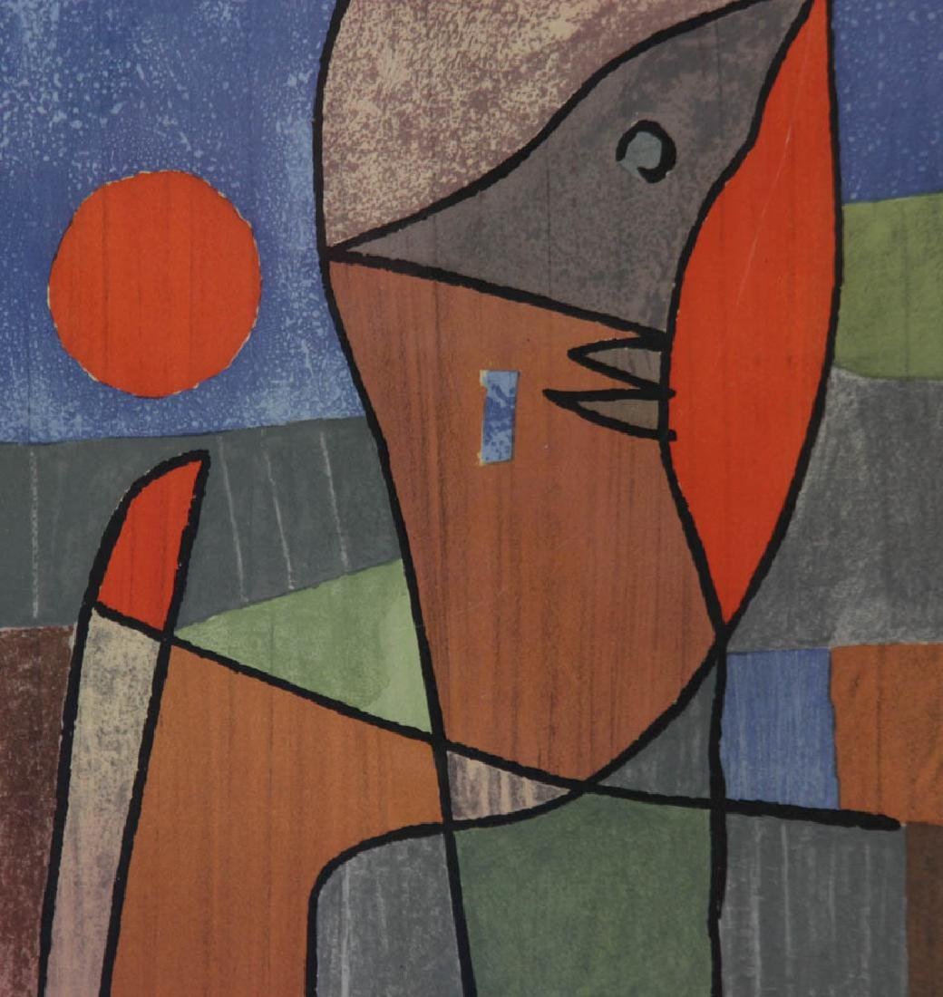 Limited Edition Abstract Print of Fish - 4