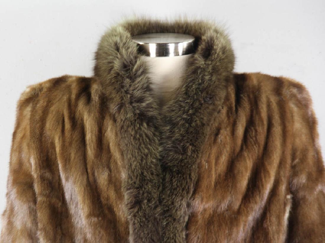 Full Length Mink Coat from Glama Furs - 2