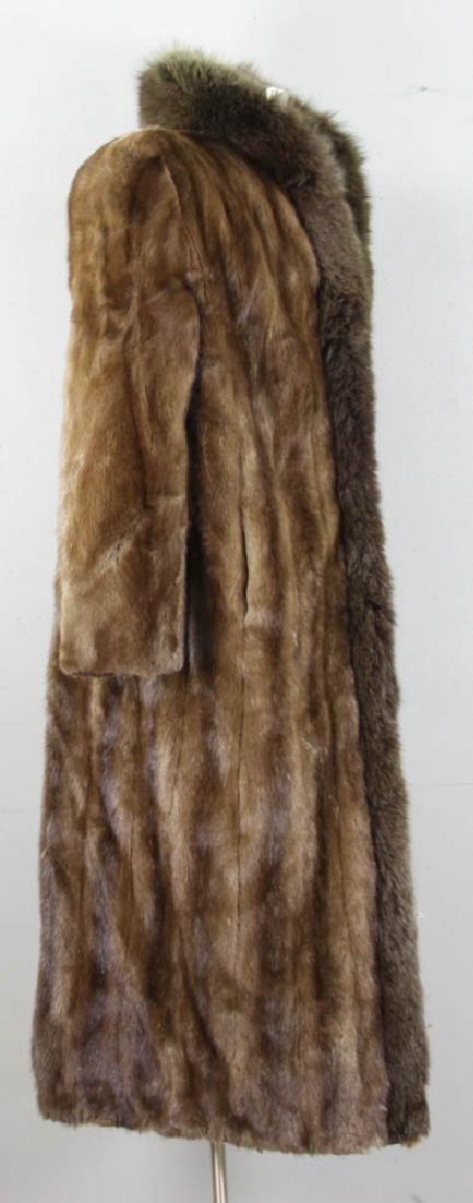Full Length Mink Coat from Glama Furs - 3