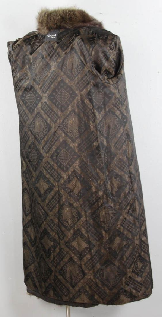 Full Length Mink Coat from Glama Furs - 6