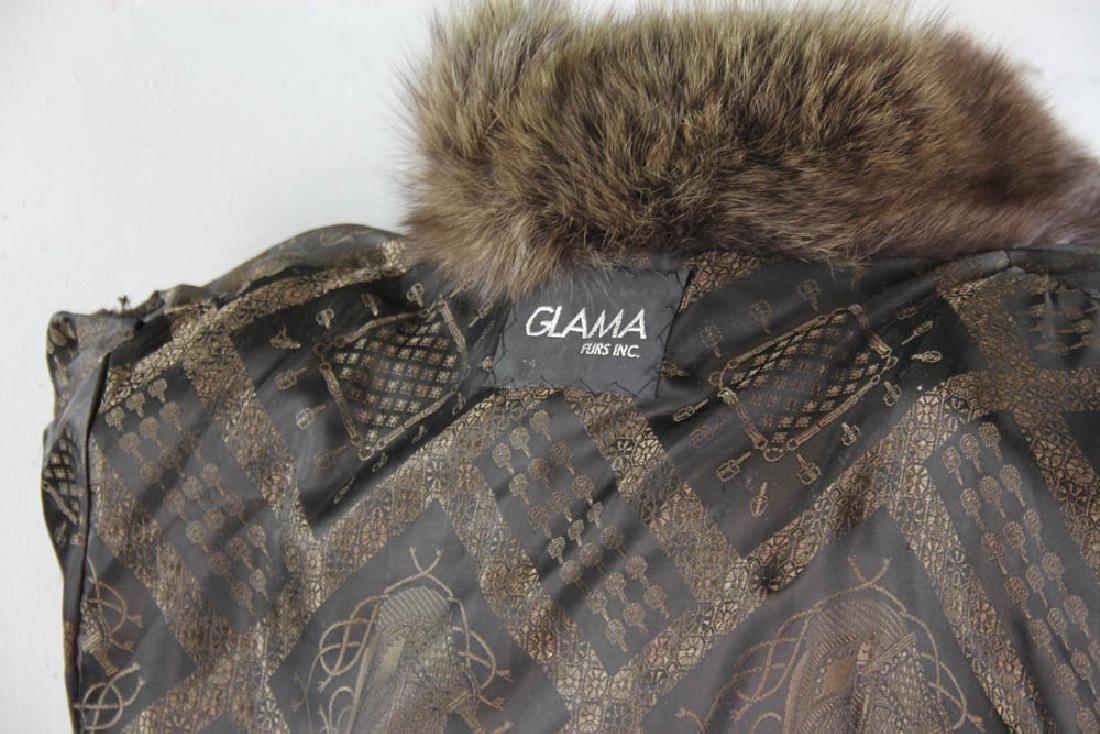 Full Length Mink Coat from Glama Furs - 7
