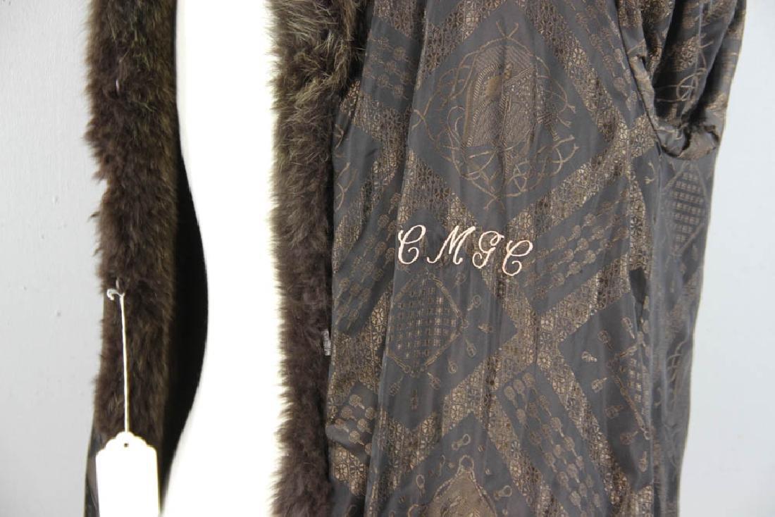 Full Length Mink Coat from Glama Furs - 8