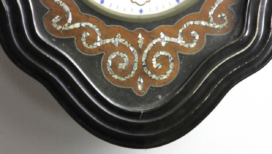 French Wall Clock, Landel Ricordel - 3