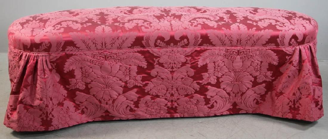 Dressing Room Upholstered Bench