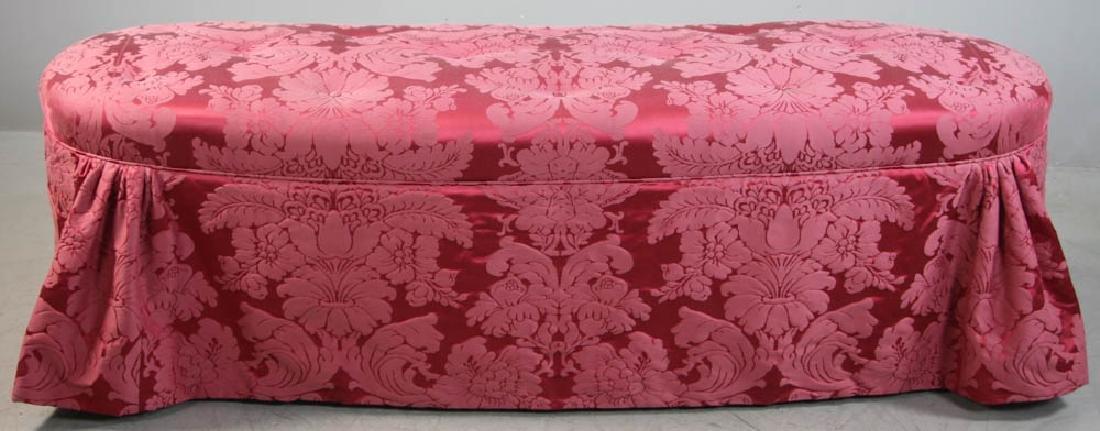 Dressing Room Upholstered Bench - 4