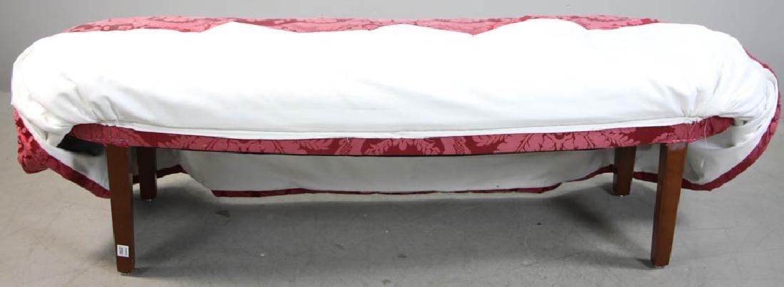 Dressing Room Upholstered Bench - 5
