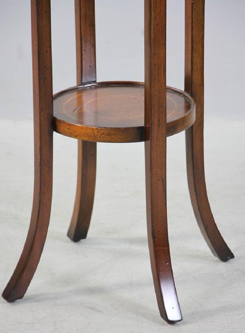 Antique Chair with Stand and Table - 4