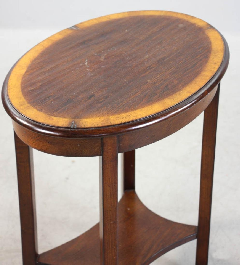 Antique Chair with Stand and Table - 6