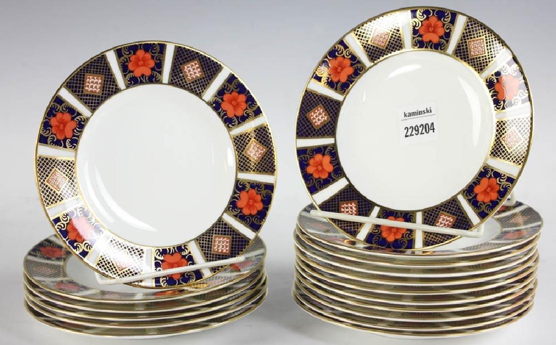 Royal Crown Derby Bone China Plates