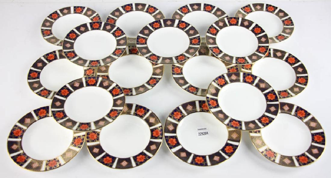 Royal Crown Derby Bone China Plates - 5