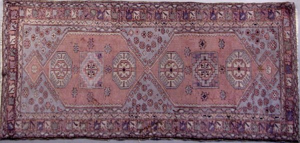 4D: 20TH CENTURY TURKISH SPARTA RUG