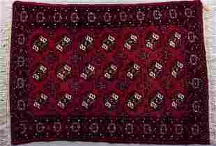 20TH CENTURY BOKHARA RUG