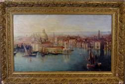 69: SIGNED C.H. WHIPPLE OIL ON CANVAS