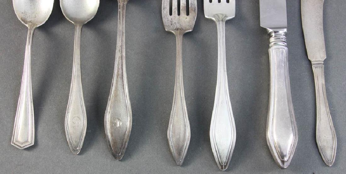 Towle Sterling Silver Flatware - 3