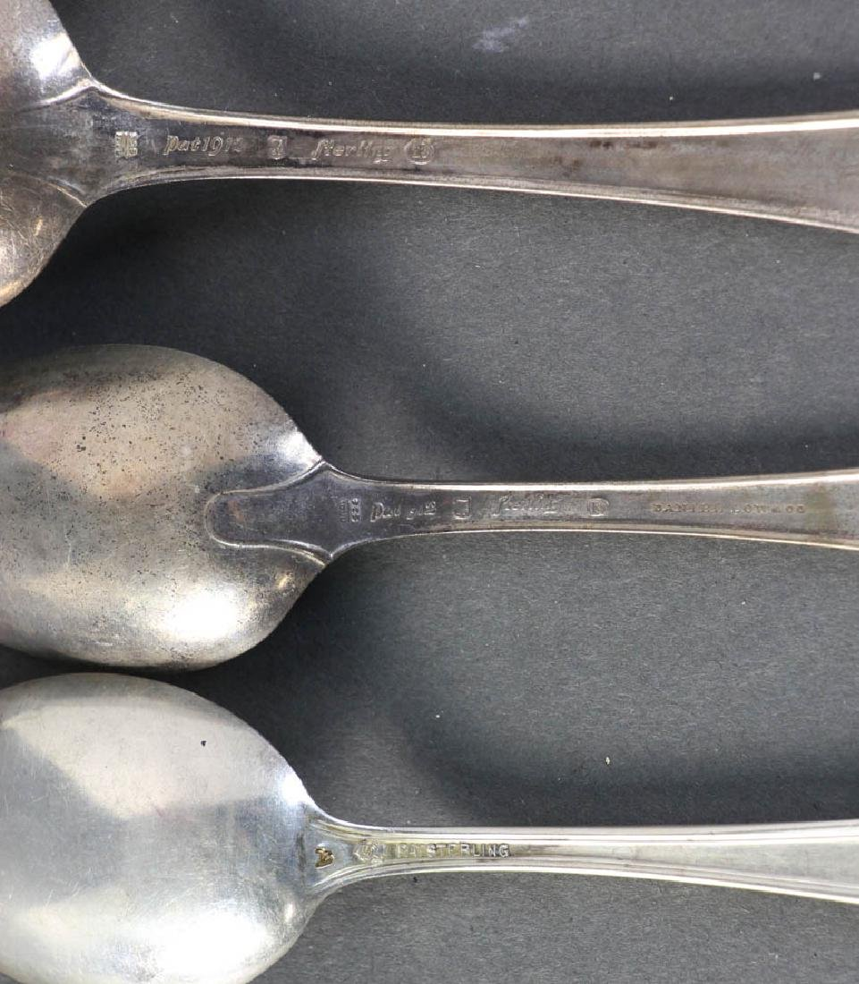 Towle Sterling Silver Flatware - 5