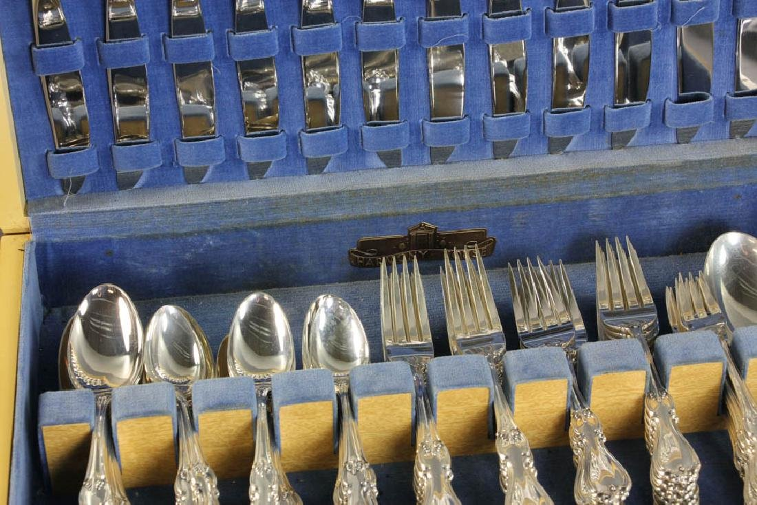 Towle Sterling Flatware Service for Twelve - 2