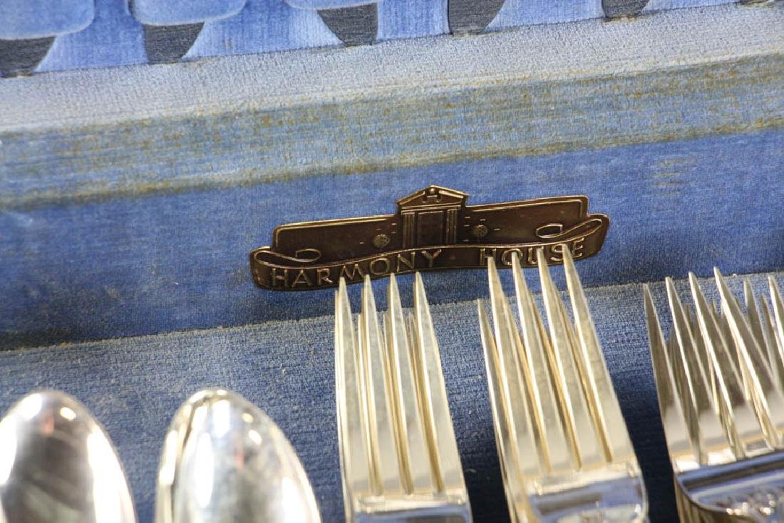 Towle Sterling Flatware Service for Twelve - 4