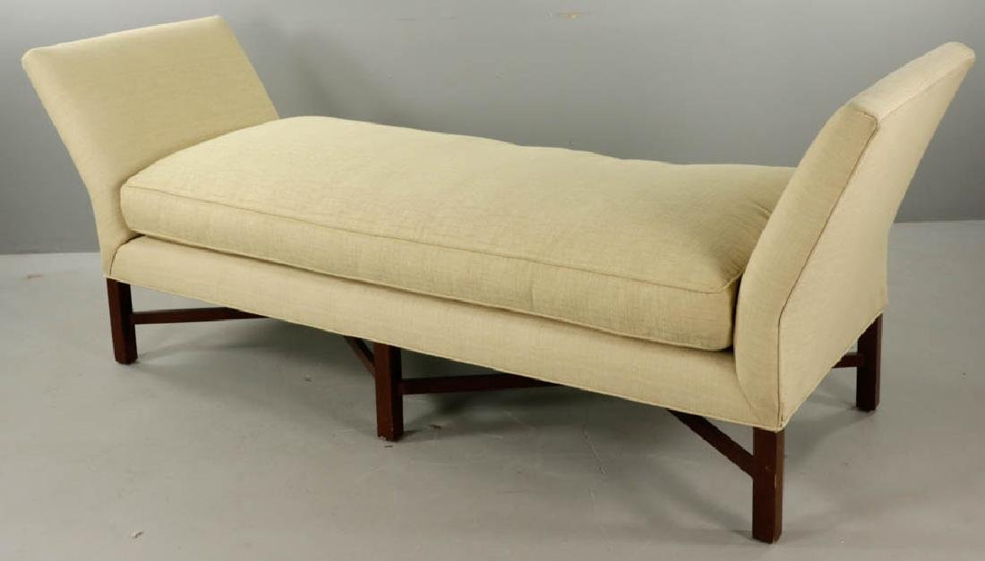 Contemporary Upholstered Bench - 2