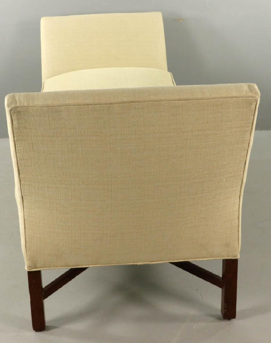 Contemporary Upholstered Bench - 4
