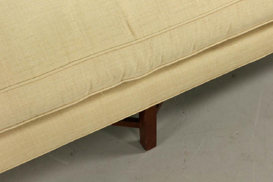 Contemporary Upholstered Bench - 6