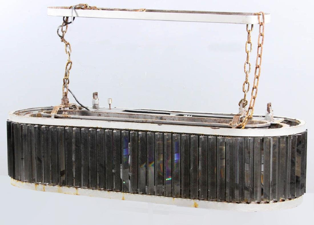 Fancy Restoration Hardware Chandelier - 2