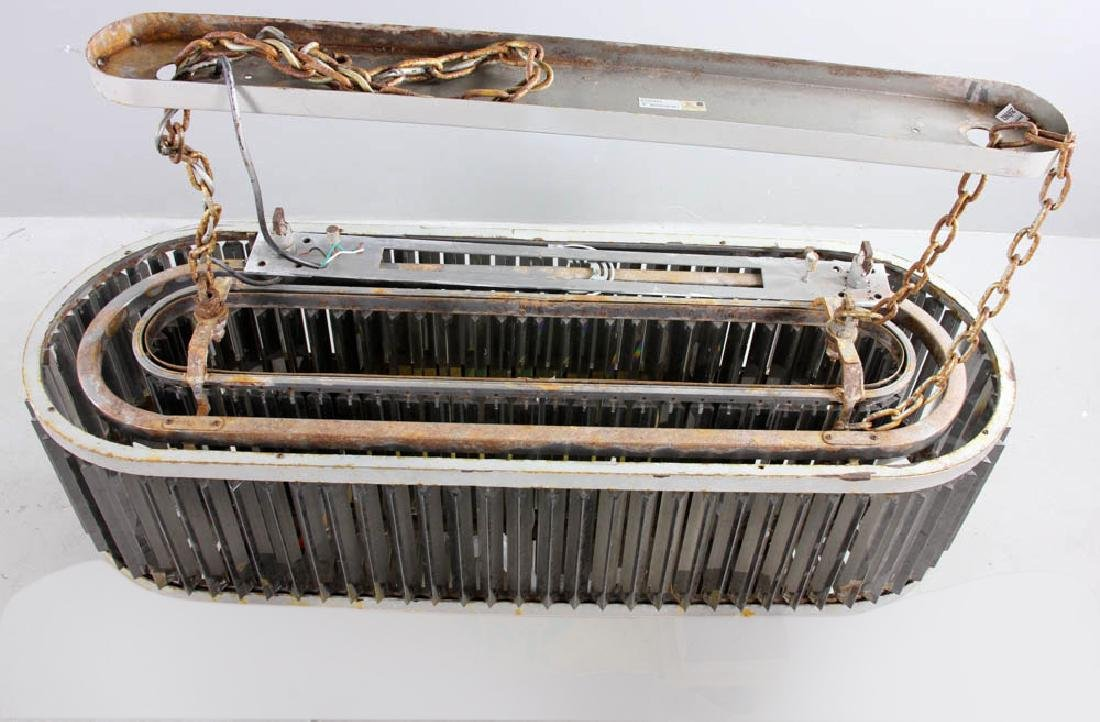 Fancy Restoration Hardware Chandelier - 7