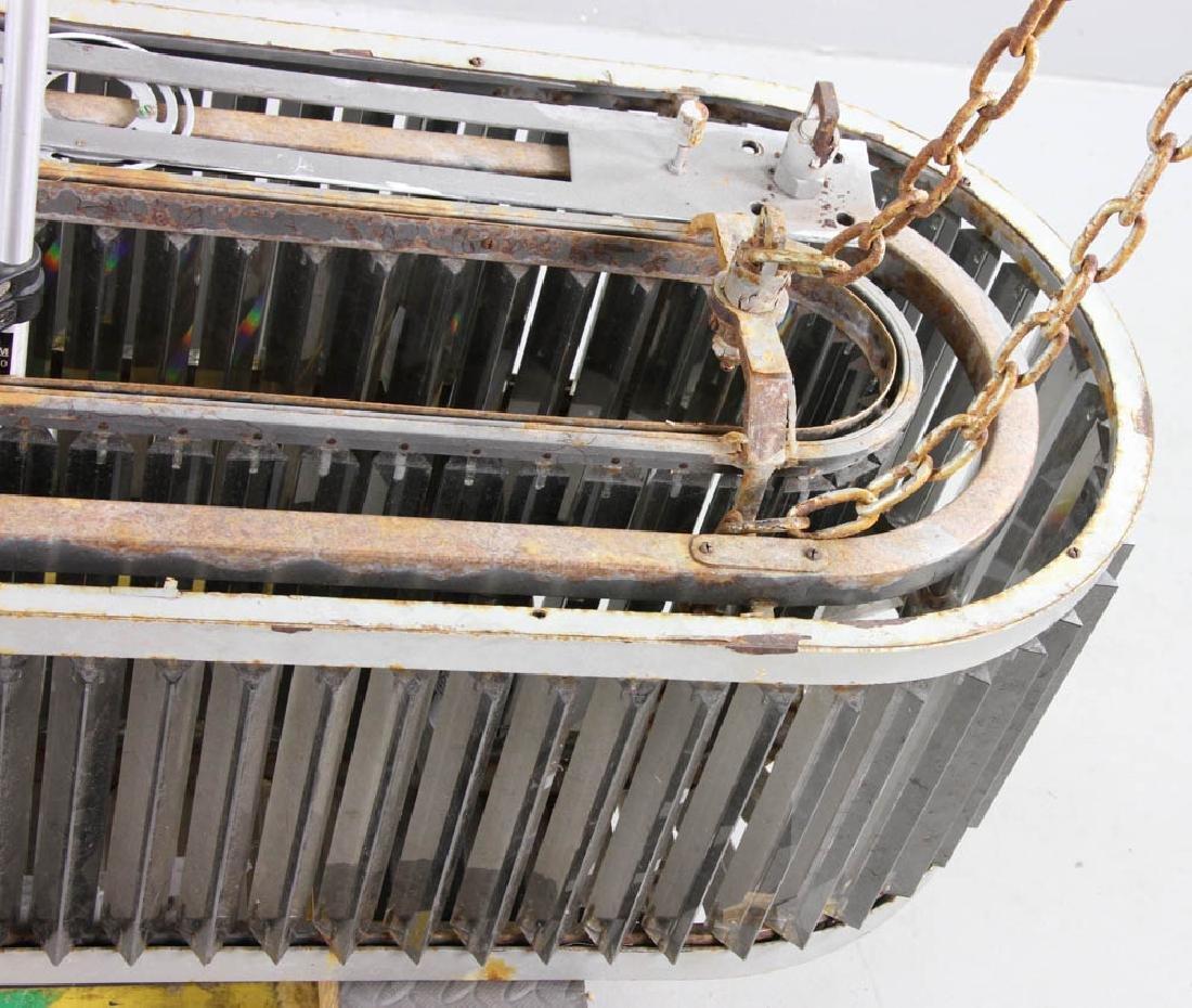 Fancy Restoration Hardware Chandelier - 9