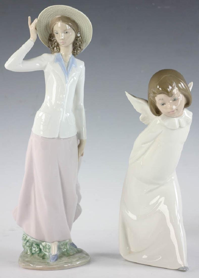 Group of 6 Lladro and Rex Figurines - 2
