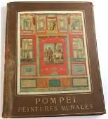 Portfolio Pompeii Peintures Murales