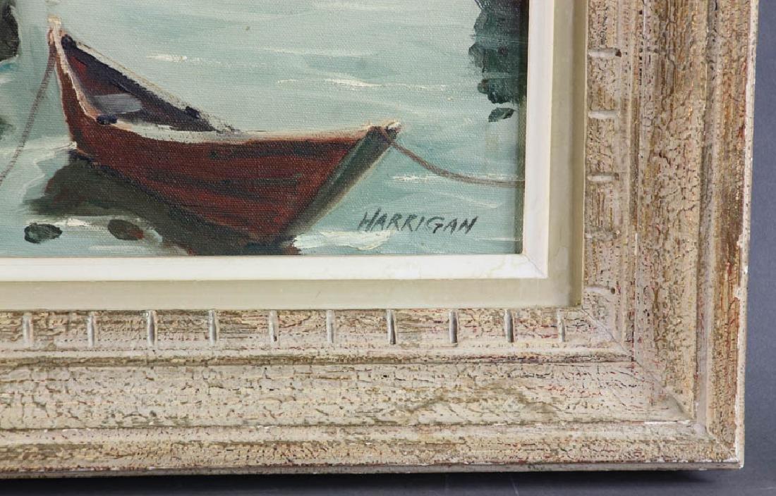 Edward Harrigan, Motif No 1, Oil on Canvas - 3