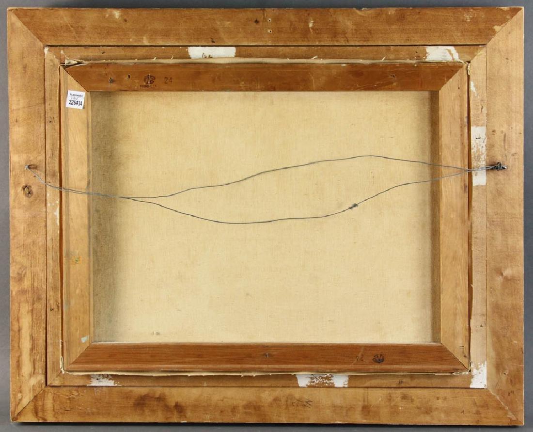 Edward Harrigan, Motif No 1, Oil on Canvas - 5