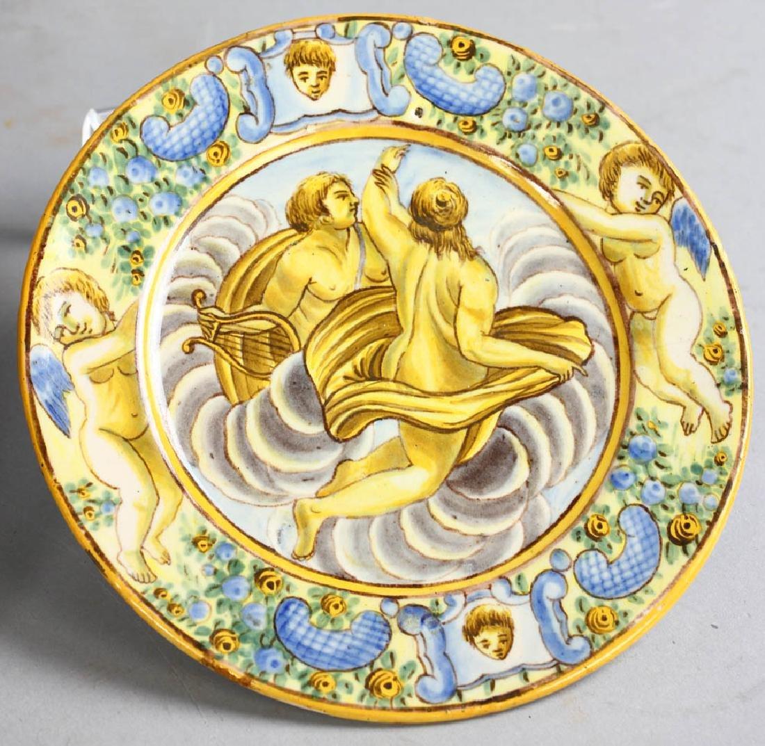 18th/19th Century Italian Glazed Charger - 3