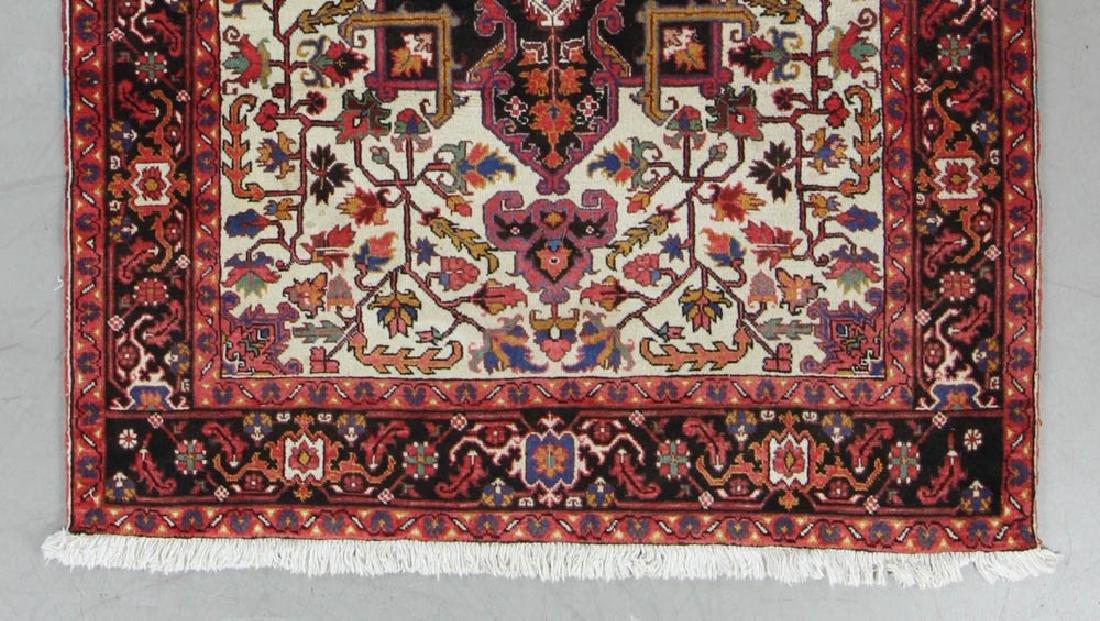 Semi Antique Persian Heriz Rug - 3