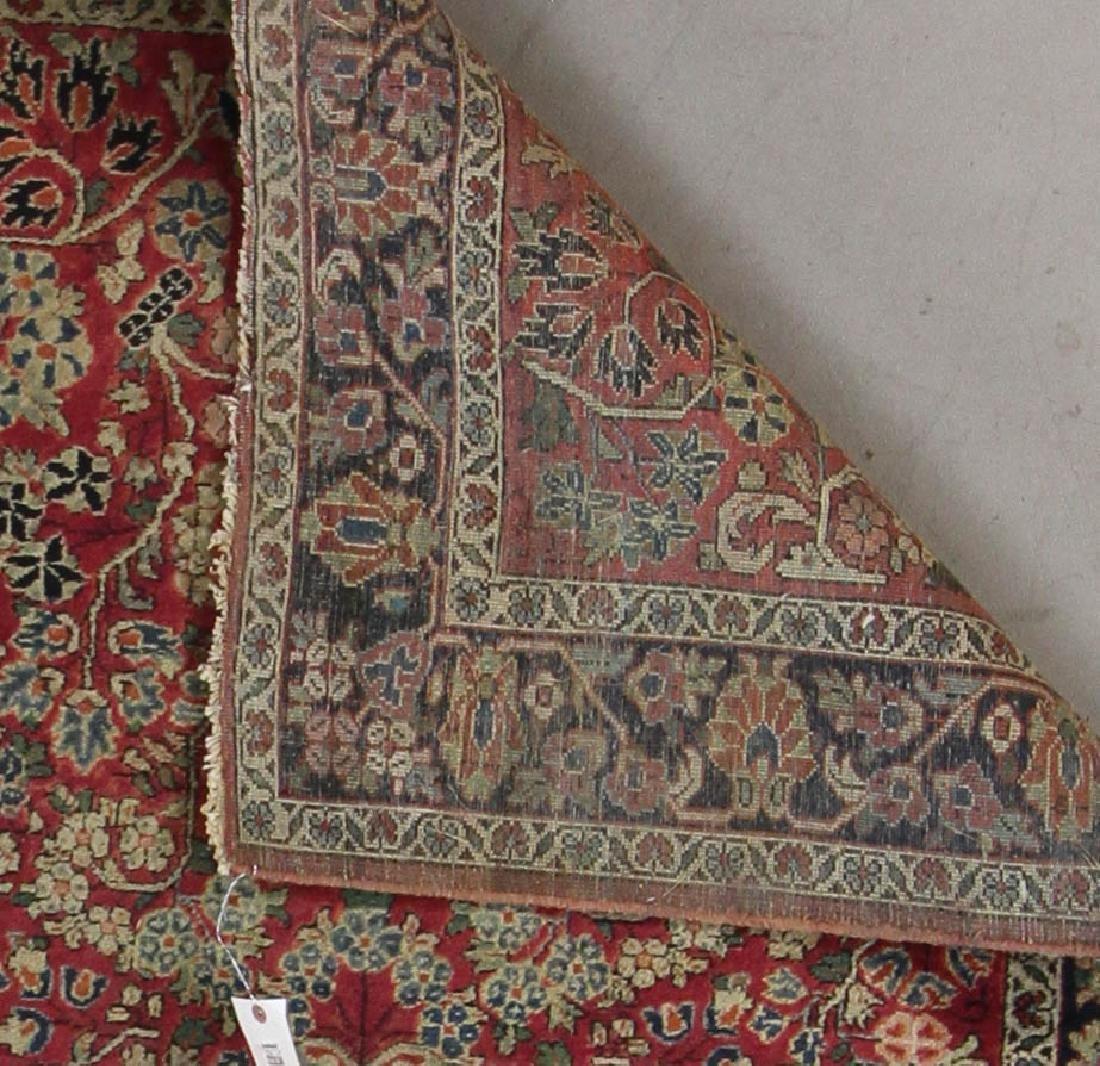Antique Persian Sarouk Rug - 5