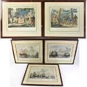 William Tell Engravings, Dutch Naval Lithographs
