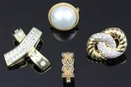 Assorted 14k Ladies Jewelry