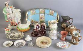 Group of Early Decorative Items
