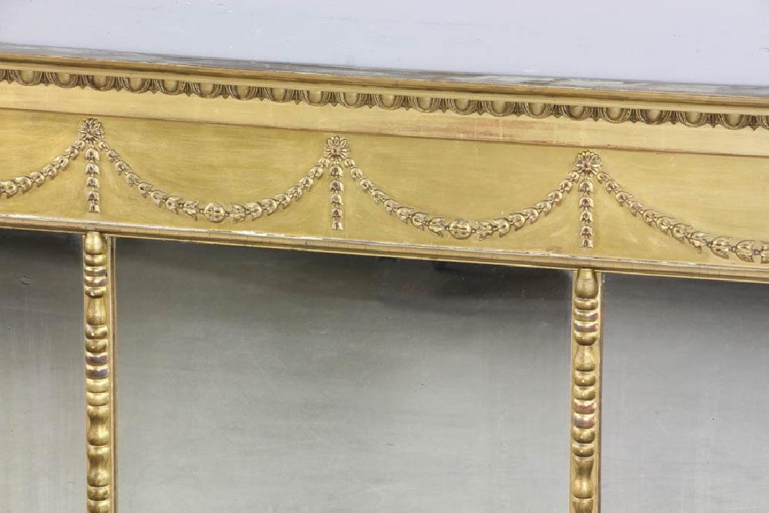 Federal Over Mantel Mirror - 5