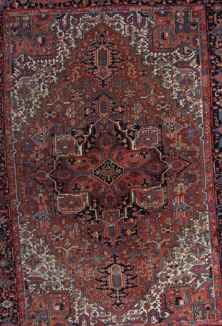 Antique Persian Heriz - 2