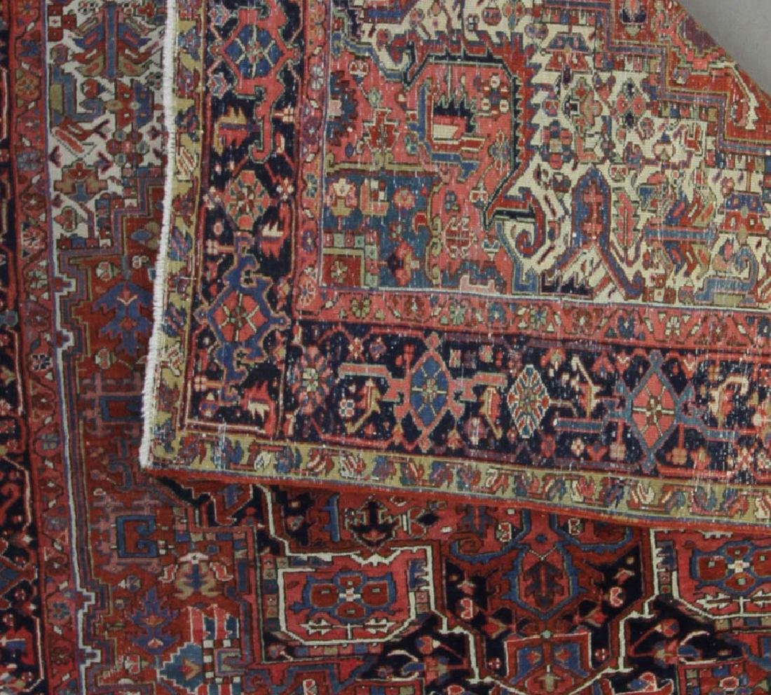 Antique Persian Heriz - 5