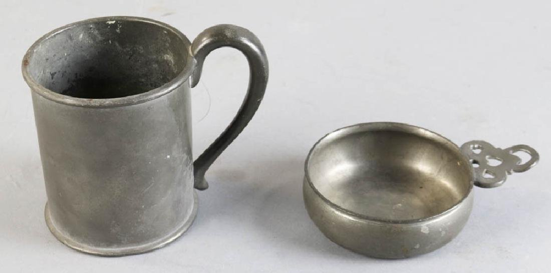 Group of Pewter Ware - 2