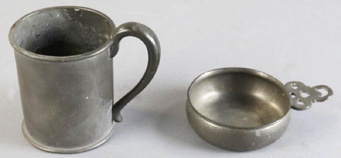 Group of Pewter Ware - 3