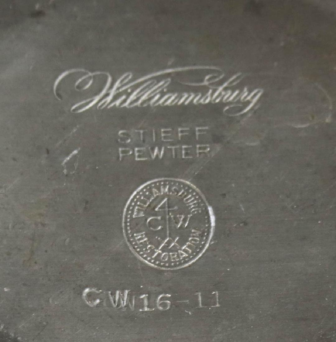 Group of Pewter Ware - 4