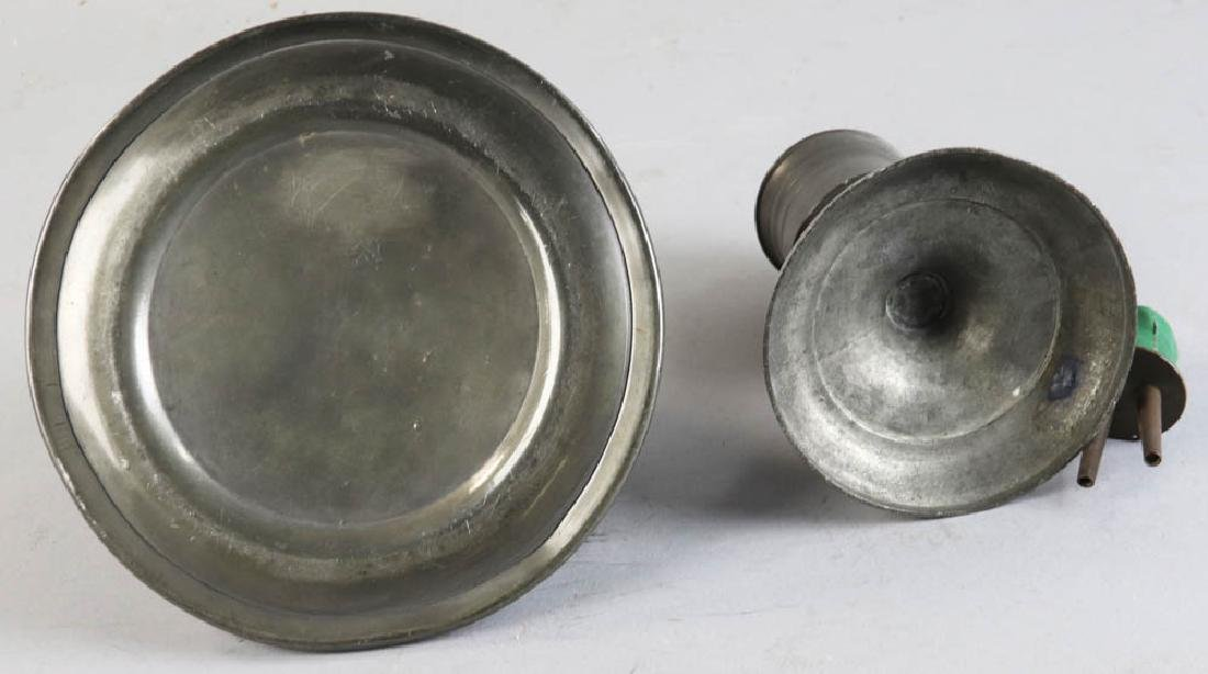 Group of Pewter Ware - 6