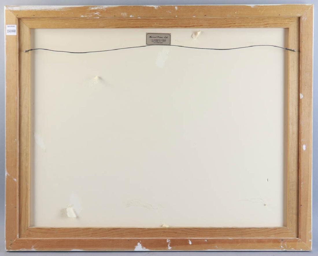 Alon Ohana, Modern Composition, Oil on Paper - 5