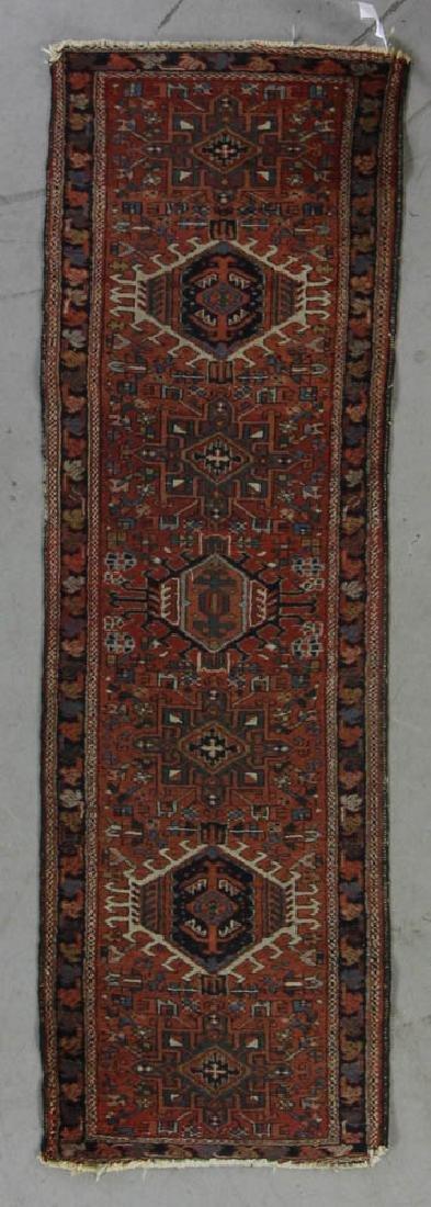 Antique Persian Caucasian Rug