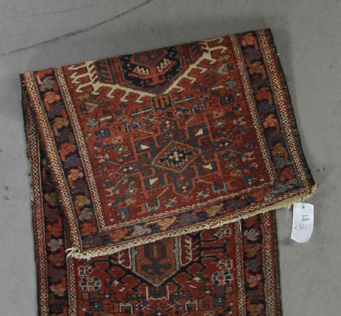 Antique Persian Caucasian Rug - 5