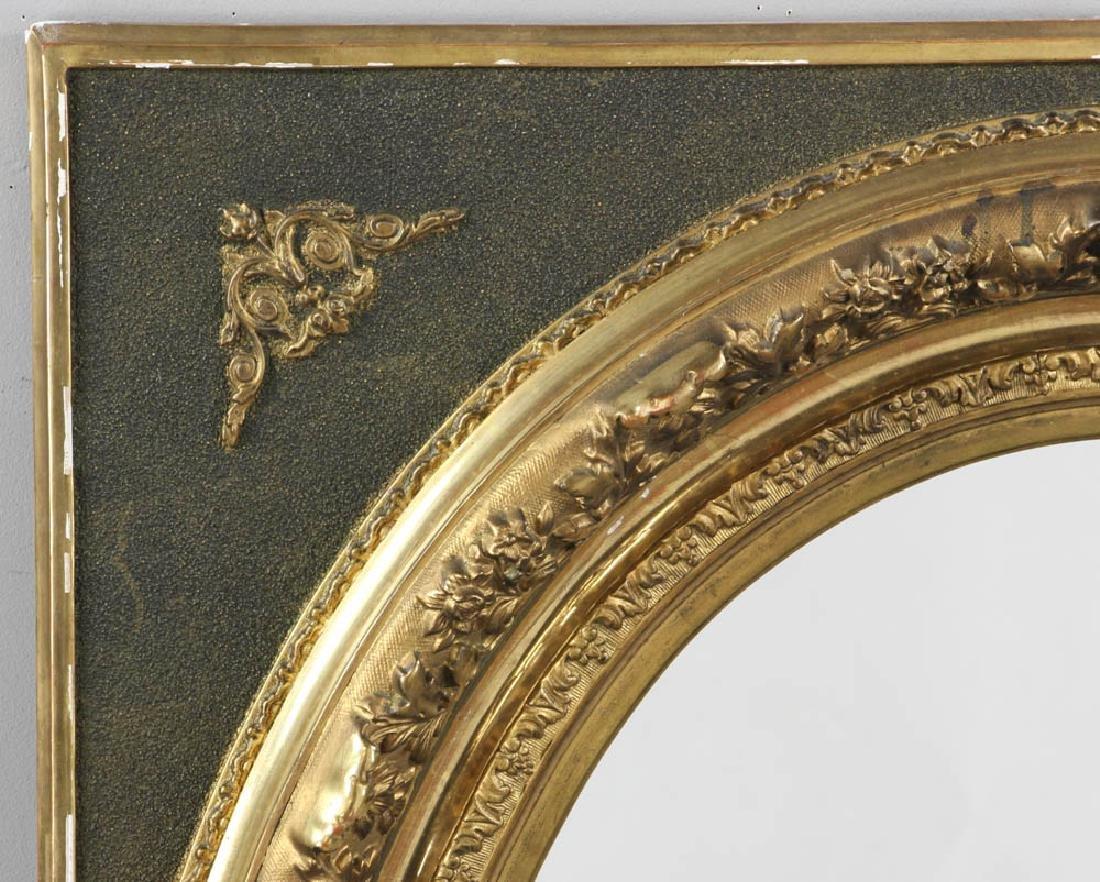 Antique Giltwood Mirror - 2